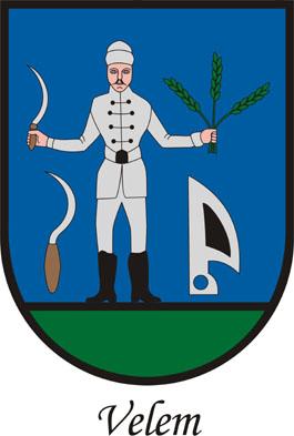 Velem település címere