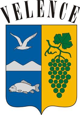 Velence település címere