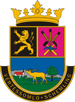 Vértessomló település címere