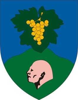 Vértesszőlős település címere