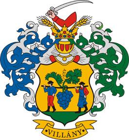 Villány település címere