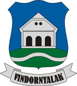 Vindornyalak település címere