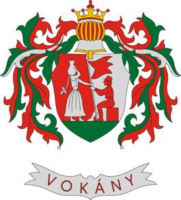 Vokány település címere