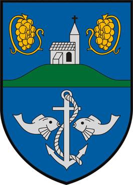 Vonyarcvashegy település címere