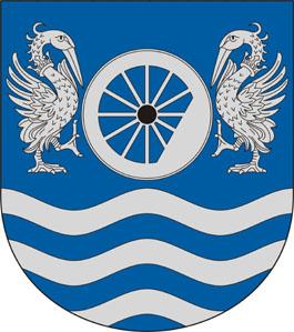 Záhony település címere