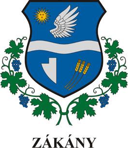 Zákány település címere