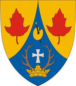 Zala település címere