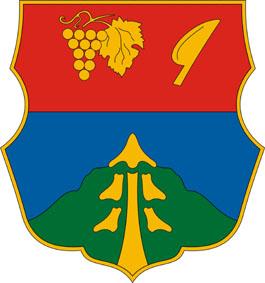 Zalahaláp település címere