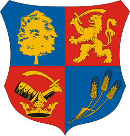 Zalaháshágy település címere