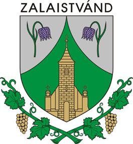 Zalaistvánd település címere