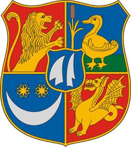 Zalaszántó település címere