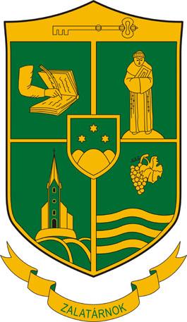 Zalatárnok település címere