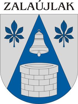 Zalaújlak település címere