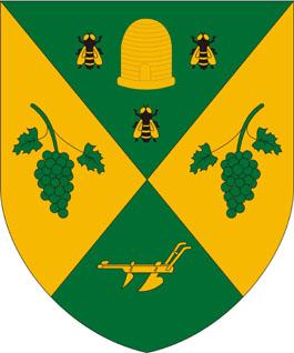 Zámoly település címere