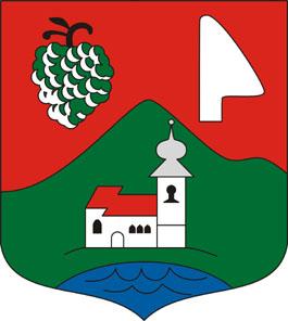 Zánka település címere