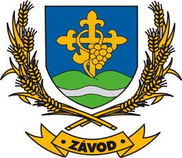 Závod település címere