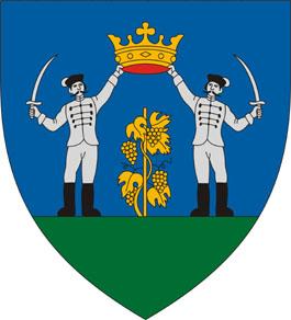 Zebegény település címere