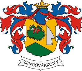 Zengővárkony település címere