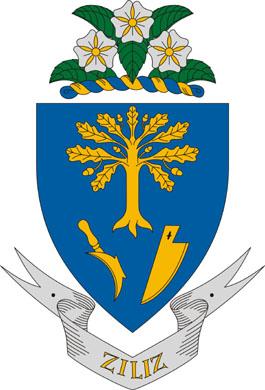 Ziliz település címere