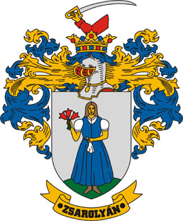 Zsarolyán település címere
