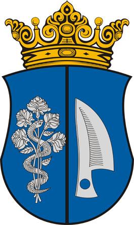 Zsédeny település címere