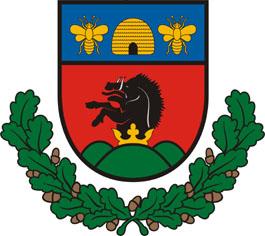 Zselickisfalud település címere
