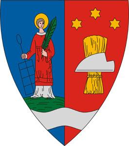Zsira település címere