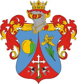 Zsombó település címere